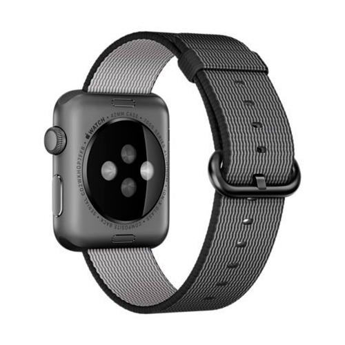 Умные часы Apple Watch Sport MMFR2LL Space Gray Aluminum 42mm Case with Black Woven Nylon