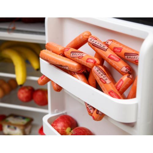 Холодильник однокамерный Blesk BL-121 ZS серебристый