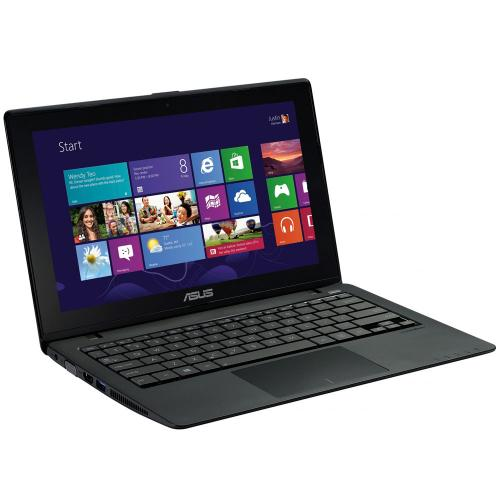 "Asus X200MA (Intel Celeron N2815 (1M Cache, up to 2.13 GHz)4GB RAM,500GB HDD,11.6""HD,Intel HD Graphic,WC,Win8.1 Pro) черный"