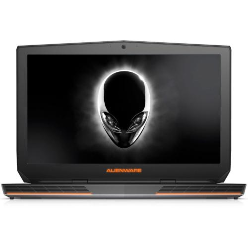 "Dell Alienware AW17R3-3758SLV (Intel Core i7-6700HQ (2.60-3.50GHz)8GB DDR4,128GB M.2-2280 SSD+1TB HDD,nVidia GTX 970M 3GB GDDR5,17.3""UHD (3840x2160) LED,WiFi ac,BT 4.1,FHD WC, Win 10) серебристый"