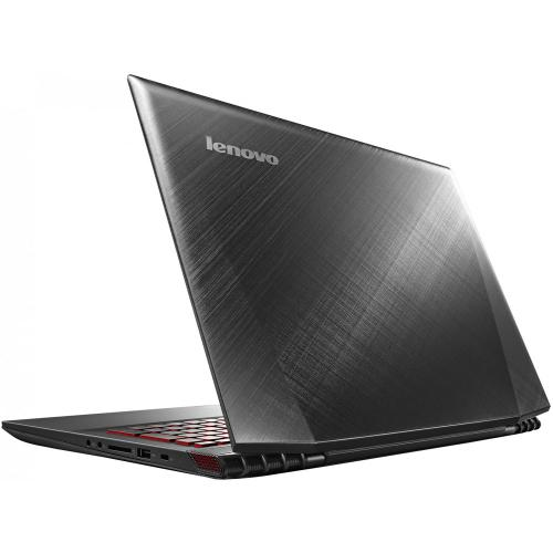 "Lenovo Y50-70 UltraSlim (Intel Core i7-4720HQ (6M Cache, up to 3.60 GHz)8GB RAM,1000GB HDD+8GB SSD,15.6""(1920x1080),GeForce GTX 960M 2048MB ddr5 128bit VC,DVD-RW,HD Webcam,Win10) черный"