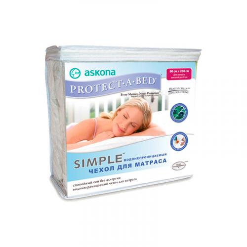 Чехол Protect-a-Bed Simple 200*90*35,6