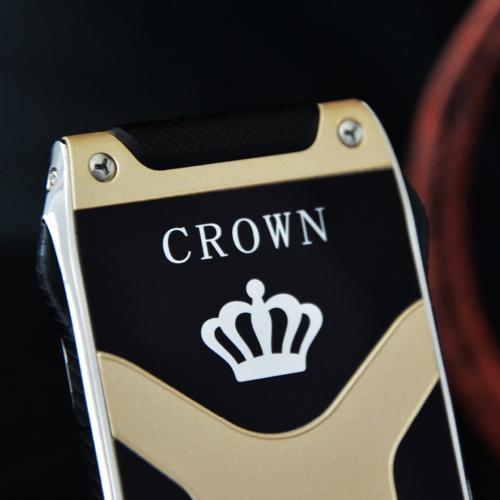 VKWORLD Crown V8 золотой