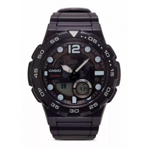 Часы Casio AEQ-100W-1AVDF