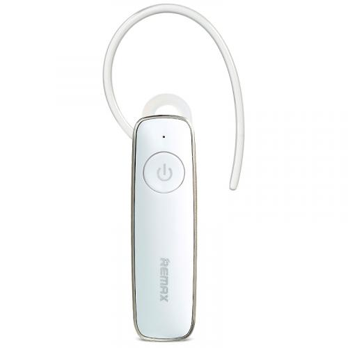Bluetooth гарнитура Remax Earphone Rb-T8 белая