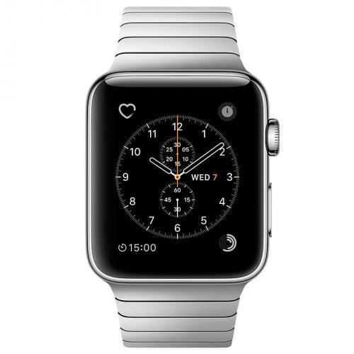 Умные часы Apple Watch MNPT2 42mm Stainless Steel Case with Link Bracelet
