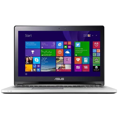 "Asus Transformer Book Flip TP500LA x360 (Intel Core i3-4030U (3M Cache, 1.90 GHz)6GB DDR3 1600Mhz,1000GB HDD,USB 3.0,15.6"" (1366x768)IPS LED Touchscreen,WiFi)"