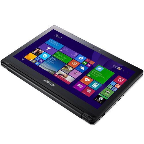 "Asus Transformer Book Flip TP500LA x360 (Intel Core i3-4030U (3M Cache, 1.90 GHz)8GB DDR3 1600Mhz,500GB HDD,USB 3.0,15.6"" (1366x768)IPS LED Touchscreen,WiFi)"