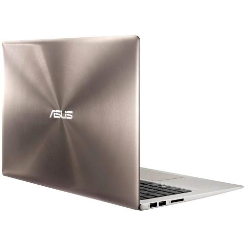 Asus ZenBook UX303LA (Intel Core i5-5200 (3M, 2.70 GHz)500GB HDD,8GB,13.3 QHD+Touchscreen,BT,WiDi,WIN8.1,Webcam,Backlit, Rus) коричневый