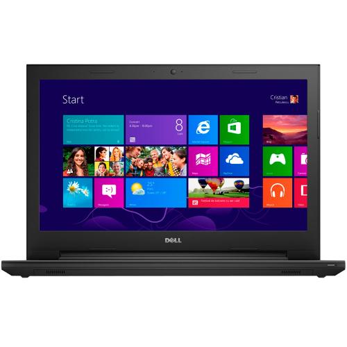 "Dell Inspiron 3542 (RU) (i3-4005U 1.7GHz,8GB,500GB,DVDRW,15.6""HD,WiFi,GL,WC,Linux,RUS) черный"