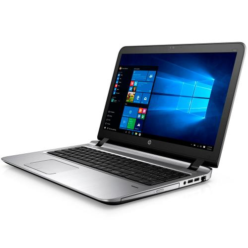 HP Probook 450 G3 (i5-6200 (3M Cache, up to 2.80 Ghz)16GBRAM,1000GB HDD,Ati Radeon R7 M340 2GB,DVD RW,BT,15.6'',Premium Sound,HD Webcam,DOS)
