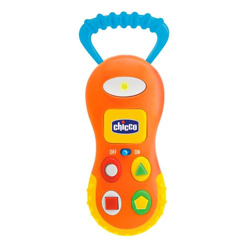Игрушка Chicco Rainbow remote control 68794