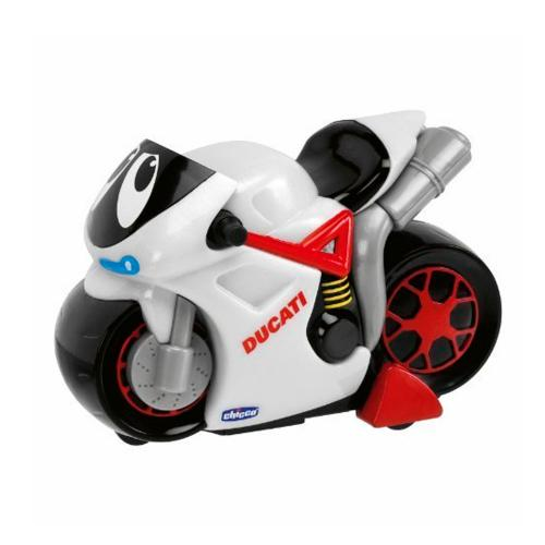 Мотоцикл Chicco Turbo Touch Ducati White 38810