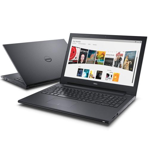 "Dell 3543 (RU) (i5-5200U 2.2-2.7GHz,4GB,500GB,DVDRW,15.6""HD,GT920M 2GB,WiFi,GL,WC,Linux,RUS) черный"