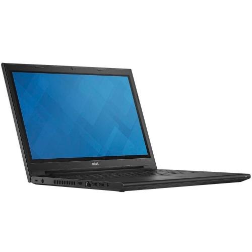 "Dell Inspiron 3542 (RU) (i3-4005U 1.7GHz,8GB,1TB,DVDRW,15.6""HD,WiFi,GL,WC,Linux,RUS) черный"
