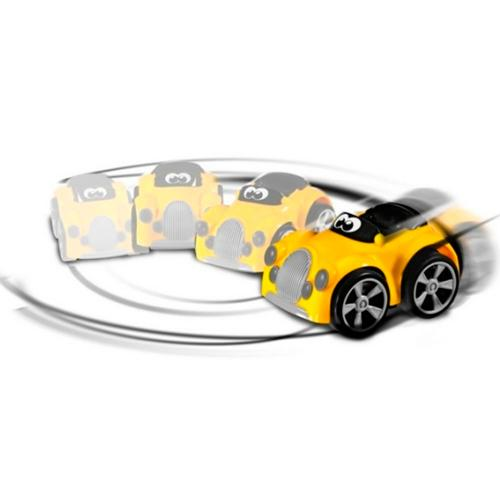 Машинка Chicco TOY TURBO TOUCH STUNT YELLOW 73030