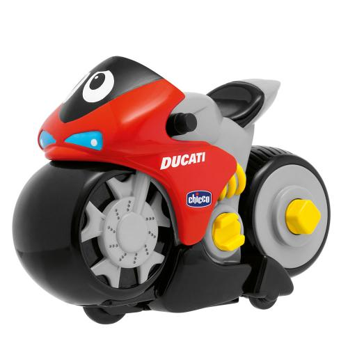 Мотоцикл Chicco Turbo Touch Ducati Custom Bike 69021