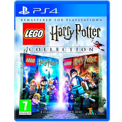 Игра для Sony PS4: Lego: Harry Potter Collection