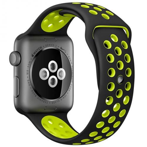 Умные часы Apple Watch Nike+ series 2 MP0A2 42mm Sport Space Gray