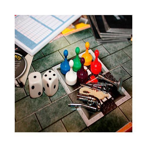 Настольная игра Клуэдо (издание 2015)