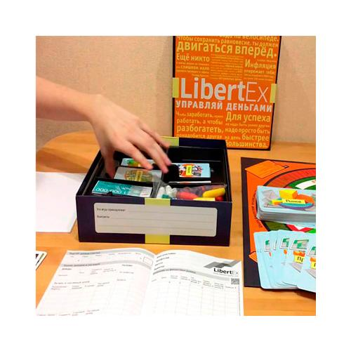 Настольная игра LibertEx
